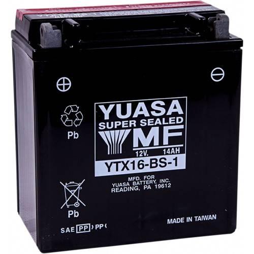Batería YUASA YTX16-BS-1