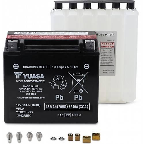 Batería YUASA YTX20H-BS