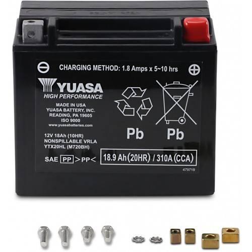 Batería YUASA YTX20HL