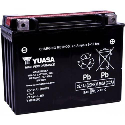 Batería YUASA YTX24HL-BS