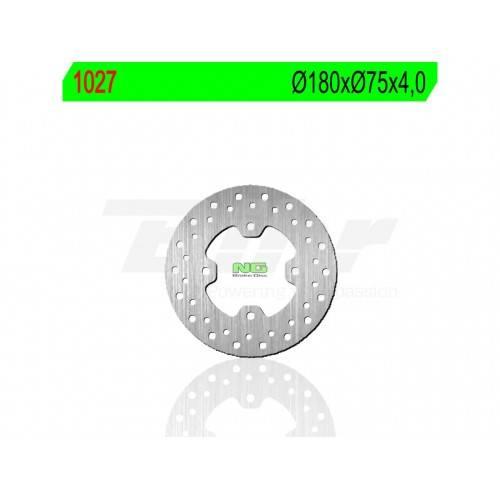 Disco de freno NG 1027...