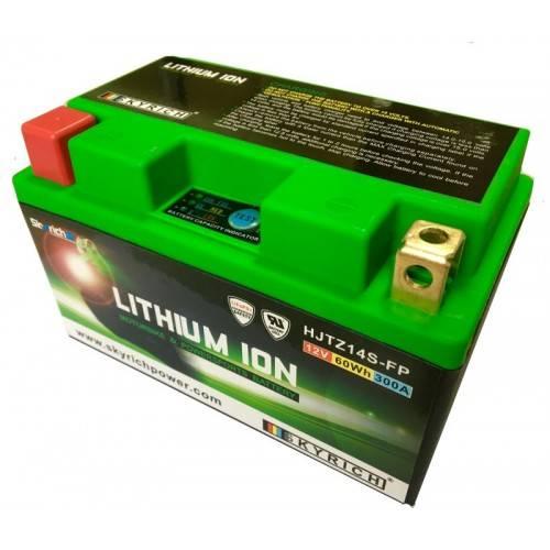 Batería Litio HJTZ14S-FP...