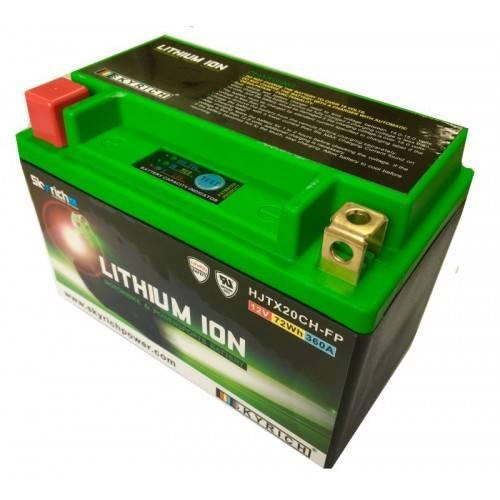 Batería Litio HJTX20CH-FP...