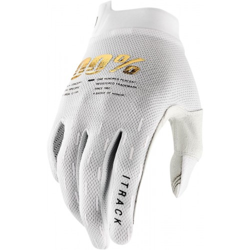 Guantes 100% ITRACK GOLD