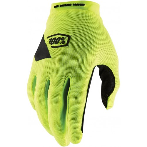 Guantes 100% RIDECAMP FLUOR