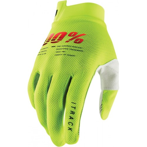 Guantes Infantiles 100% ITRACK