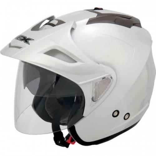 Casco AFX FX-50 Solid Blanco