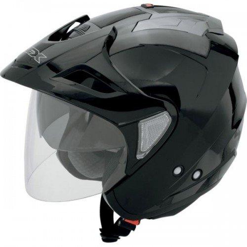 Casco AFX FX-50 Solid Negro