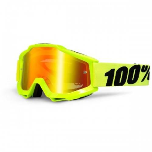 Gafas 100% ACCURI FLUO Espejo