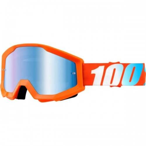 Gafas 100% Strata Naranja...