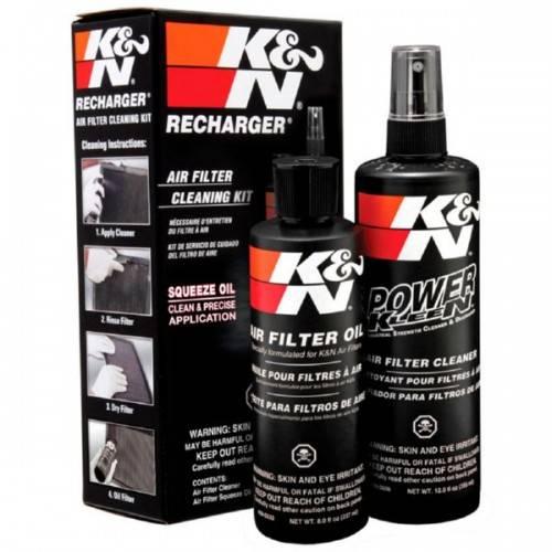 Kit Mantenimiento Filtros K&N