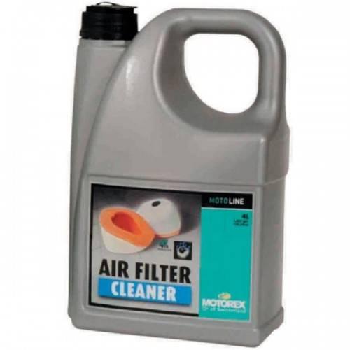 Limpiador Filtro de Aire...