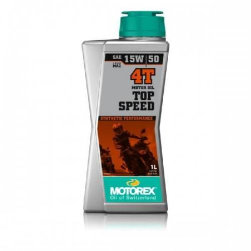 Aceite MOTOREX TOP SPEED 4T...