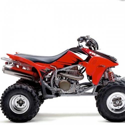 Adhesivos ARC TRX 450 Rojo...