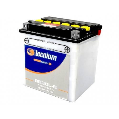 Batería TECNIUM YB30L-B
