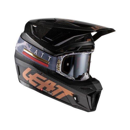 Casco LEATT Moto 9.5 Carbon...