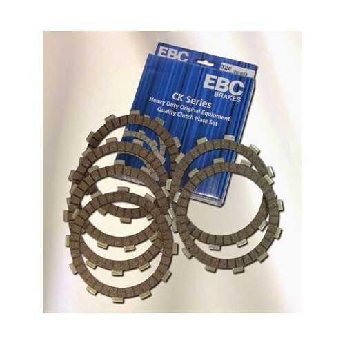 Discos de Embrague EBC Gas...