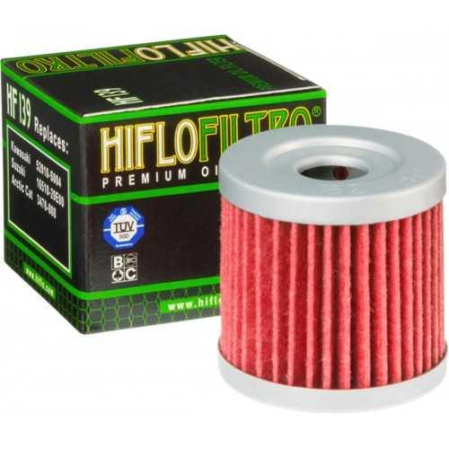 Filtro Aceite HF139...