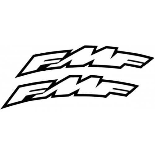 Adhesivos Logo FMF...