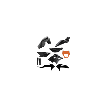 Plástica para Motos de Enduro y Motocross | Quadest
